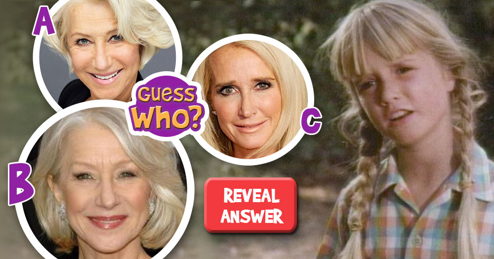 Guess Which Is The Grown Child Celebrity? (Part 2)