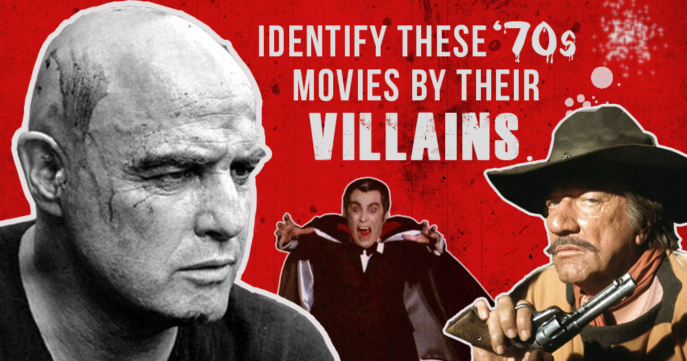 Can You Identify These '70s Movies By Their Villains?