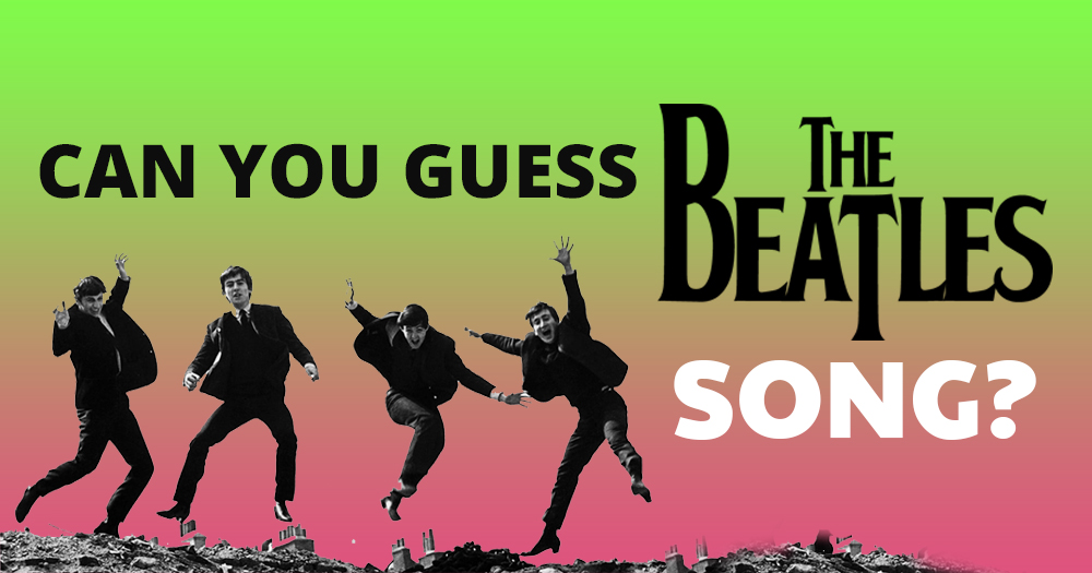 The Beatles Song Game